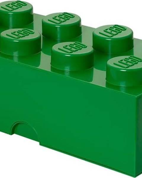 LEGO Zelený úložný box LEGO®