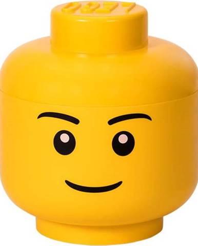 Úložný panáček LEGO® Boy, ⌀24,2cm