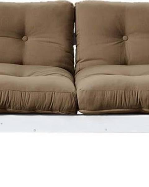 Karup Design Variabilní pohovka Karup Design Step White/Mocca