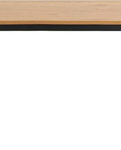 Jídelní stůl s deskou v dekoru divokého dubu Actona Seaford,180x90 cm