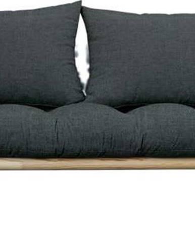 Pohovka Karup Design Pace Natural Clear/Grafit Grey