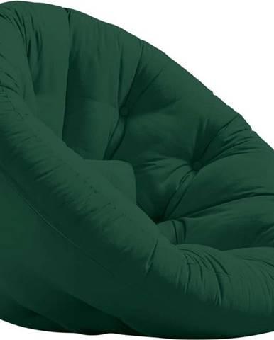 Variabilní křeslo Karup Design Nest Dark Green