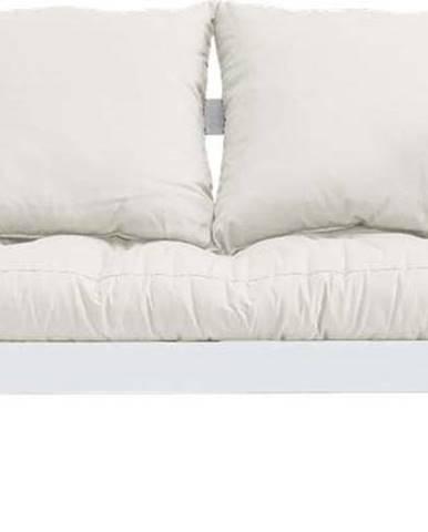 Variabilní pohovka Karup Design Beat White/Creamy