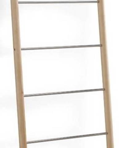 Opěrná police z březového dřeva Geese Pure Ladder