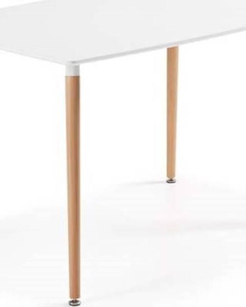 La Forma Jídelní stůl z bukového dřeva La Forma Daw, 120 x 75 cm
