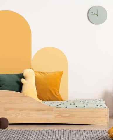 Dětská postel z borovicového dřeva Adeko Pepe Colm,100x200cm