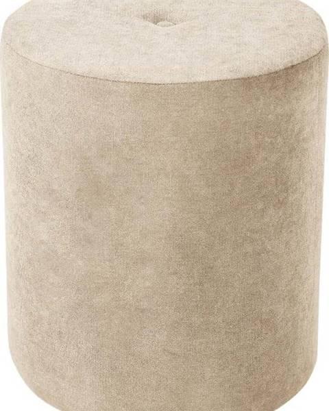 Kooko Home Béžový puf Kooko Home Motion, ø40cm