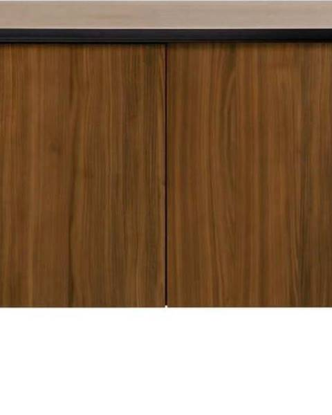 La Forma Komoda v dekoru ořechového dřeva La Forma Nadyria
