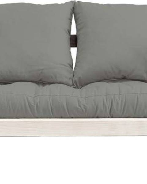 Karup Design Variabilní pohovka Karup Design Beat Natural Clear/Grey