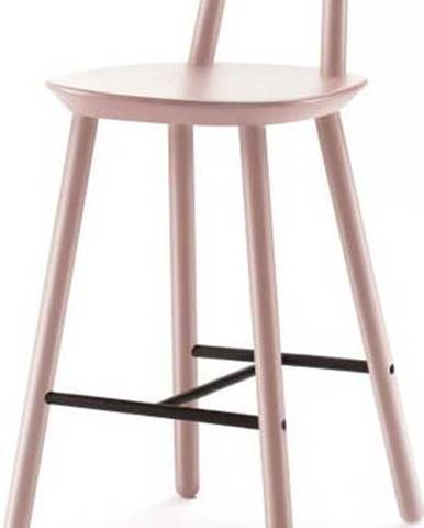 Dřevěná barová stolička EMKO Naïve