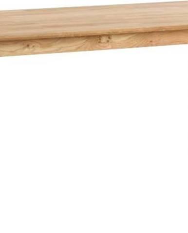 Přírodní dubový jídelní stůl Rowico Mimi, 180 x 90cm