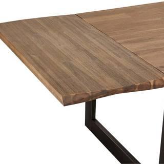 Přidavná deska k jídelnímu stolu Furnhouse Mallorca, 50 x 90 cm