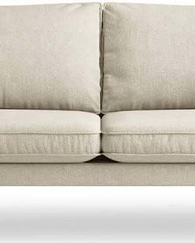 Béžová pohovka Kooko Home Lento, 228 cm