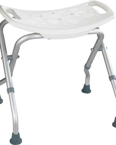 Rozkládací stolička do sprchy Wenko Secura