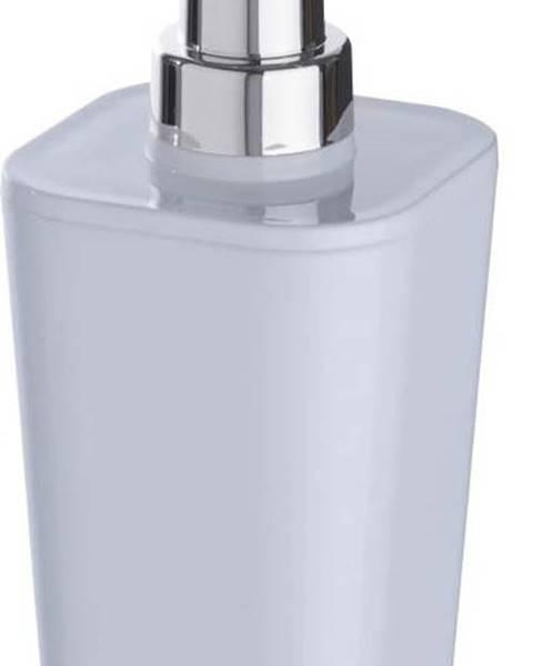 WENKO Bílý dávkovač mýdla Wenko Candy, 330 ml