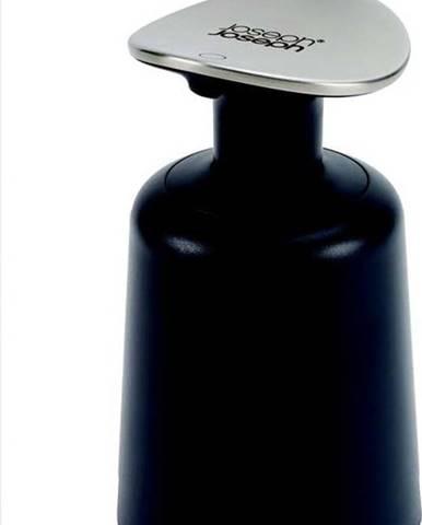Tmavě šedý dávkovač na tekuté mýdlo Joseph Joseph Presto