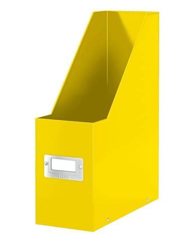 Žlutý stojan na dokumenty Leitz Office