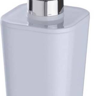 Bílý dávkovač mýdla Wenko Candy, 330 ml