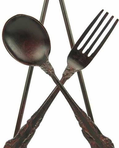 Kovový stojan na kuchařku Antic Line Dona