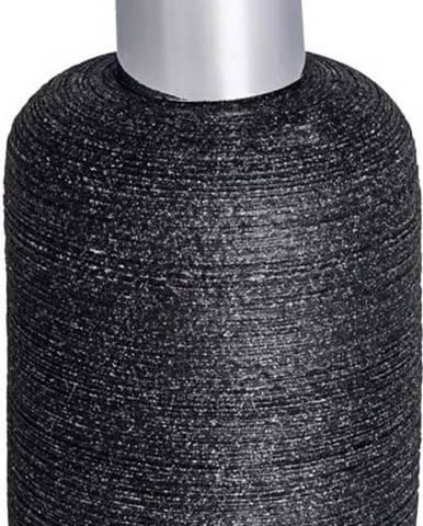 Tmavě šedý dávkovač mýdla Wenko Goa