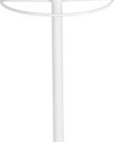 Bílý stojan na deštníky Leitmotiv Fushion
