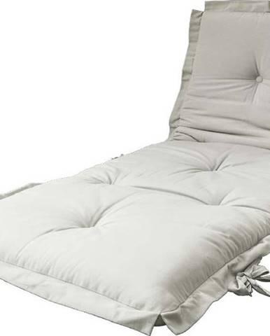 Variabilní futon Karup Design Sit & Sleep Creamy