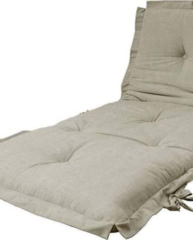 Variabilní futon Karup Design Sit & Sleep Linen Beige