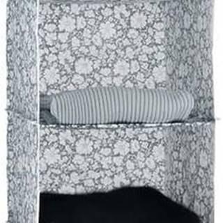 Závěsný organizér na oblečení Compactor Vicky Cloth Rack, výška 128 cm
