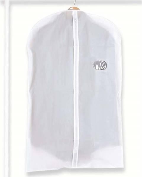 Jocca Sada 2 bílých obalů na oblek JOCCA Suit, 96x60cm