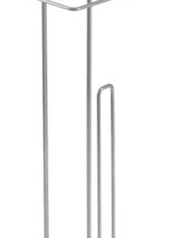 Držák na toaletní papír Metaltex, výška 73 cm