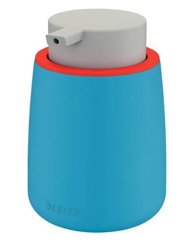 Modrý keramický dávkovač na mýdlo Leitz Cosy