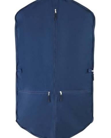 Modrý obal na oblek se 2 kapsami Wenko Business