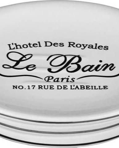 Podložka na mýdlo z kameniny Premier Housewares Le Bain