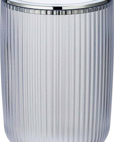 Průhledný odpadkový koš Wenko Acropoli, 2l