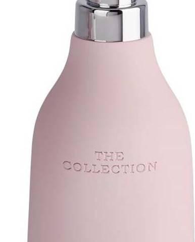 Růžový dávkovač na mýdlo Wenko The Collection Rose