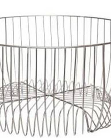Sada 3 úložných košíků Hübsch Wire Julo