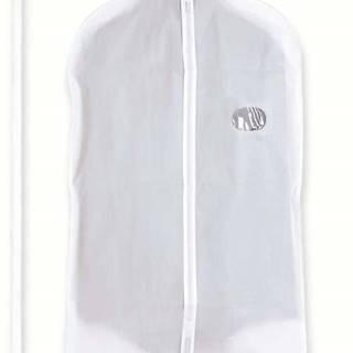Sada 2 bílých obalů na oblek JOCCA Suit, 96x60cm