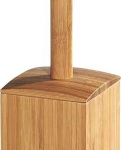 Bambusový toaletní kartáč iDesign Formbu