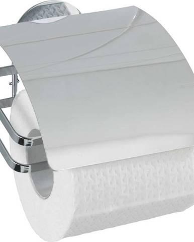 Samodržící držák na toaletní papír Wenko Turbo-Loc, nosnost až 40 kg