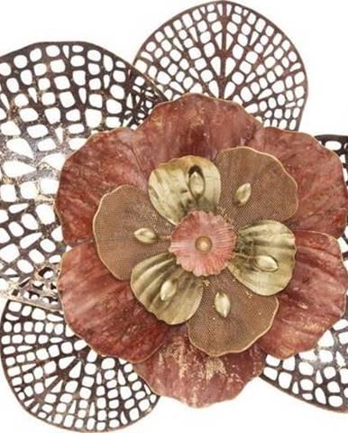 Kovová závěsná dekorace MauroFerretti Grid, 88,5x49,5cm