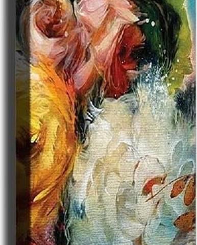 Nástěnný obraz na plátně Impression, 30 x 80 cm