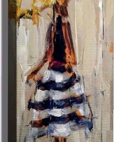 Obraz na plátně Josephine, 30x80cm