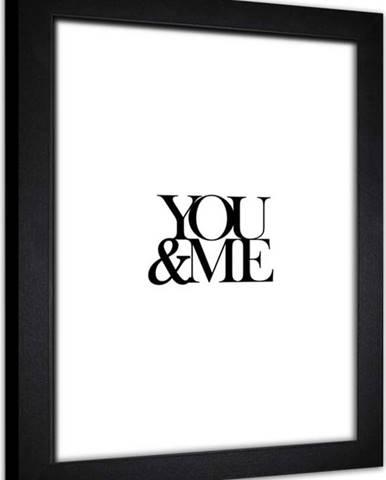 Obraz Styler Modernpik You & Me, 30 x 40 cm