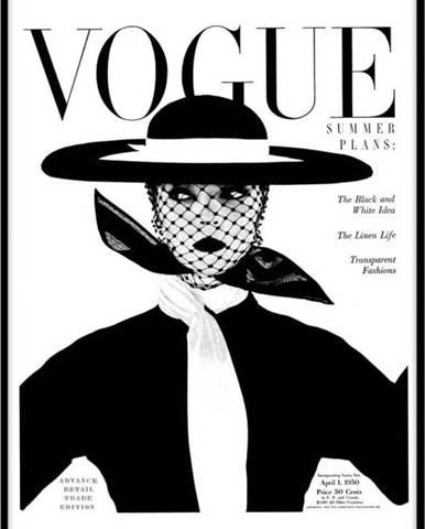 Plakát v rámu Piacenza Art Vogue, 30x20cm