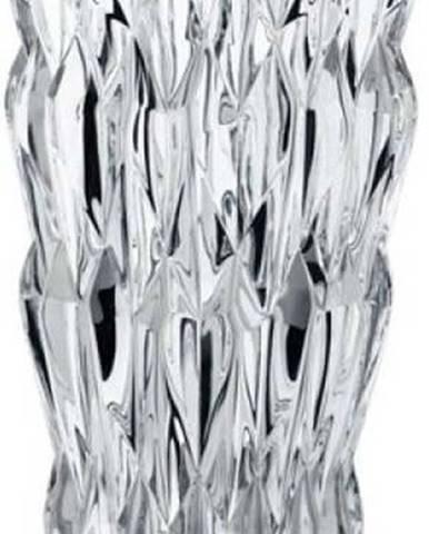 Váza z křišťálového skla Nachtmann Quartz, ⌀26 cm