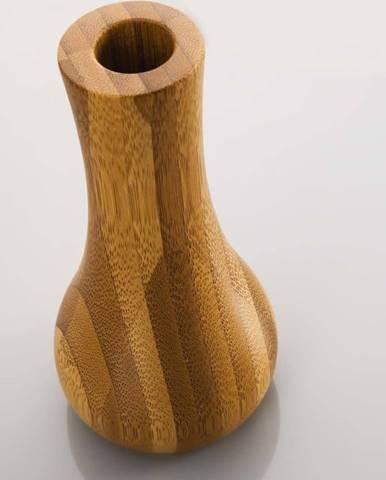 Bambusová váza Bambum Lotus, 18 cm