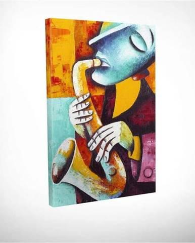 Obraz na plátně Saxomat, 30x40cm