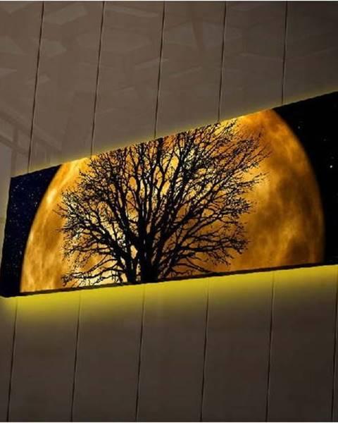 Ledda Podsvícený obraz Ledda Night, 90x30cm