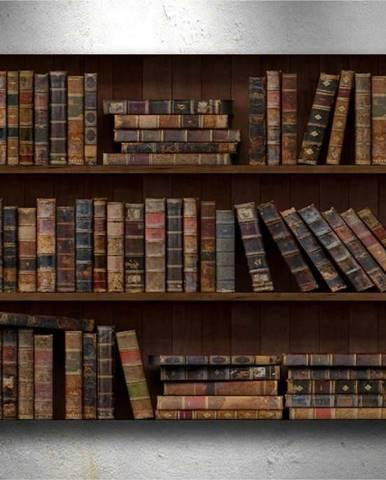 Obraz Tablo Center Books, 70x50cm