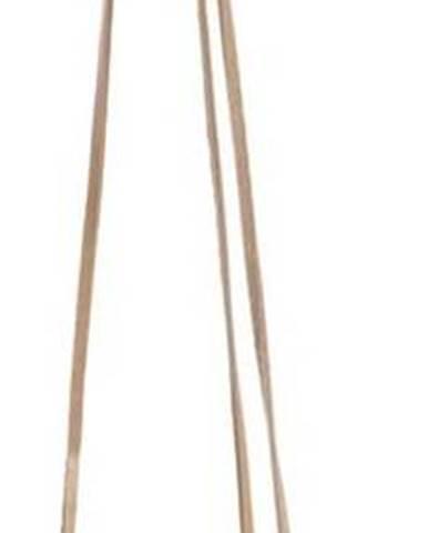 Pískově hnědý závěsný květináč PT LIVING Skittle, ø 12,2 cm